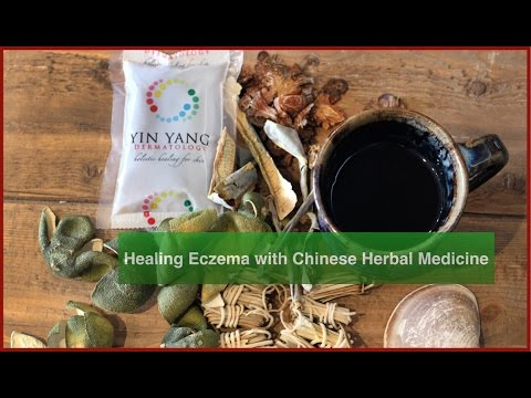 Chinese Herbal Medicine for Eczema