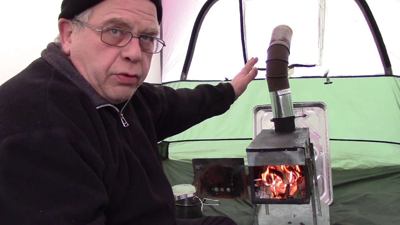 Stove Jack and Hot Tent - Part 2  sc 1 st  YouTube & Stove Jack and Hot Tent - Part 2 - YouTube
