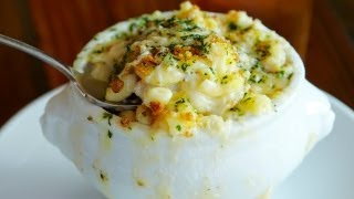 Crab Mac and Cheese Recipe - Nick's Cove