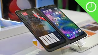 LG G8X ThinQ: Flat-out CONFUSING foldable!