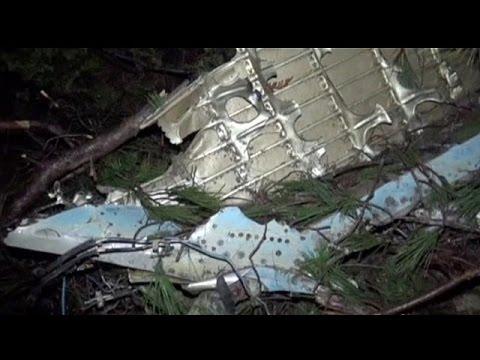 Fighter jet crashes near Turkey-Syria border