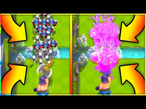 EXECUTIONER = CRAZY! - Clash Royale New Card Gameplay