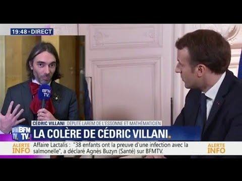 """Cédric Villani inquiet sur la ligne 18 du futur Grand Paris sans """"aucune intention de fronde"""""""
