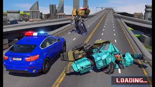 Video Robocar Police hero attack | Mobil Robot Polisi penyelamat kota download MP3, 3GP, MP4, WEBM, AVI, FLV November 2018