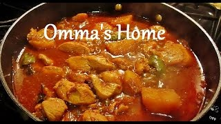 Recipe: Healthy Spicy Korean Chicken Stew Aka Dakbokkeumtang 닭볶음탕 By Omma's Home