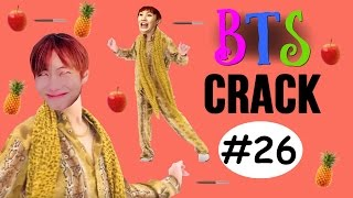 BTS Crack #26 - BTS infected by the PPAP virus