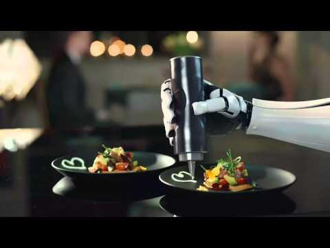 Il robot che cucina per te come un vero chef Moley Robotics