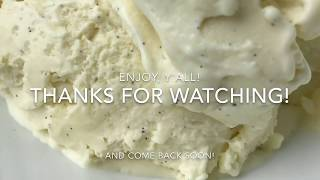 Homemade French Vanilla Ice Cream - How to Make Rich, Decadent, Luscious French Vanilla Ice Cream