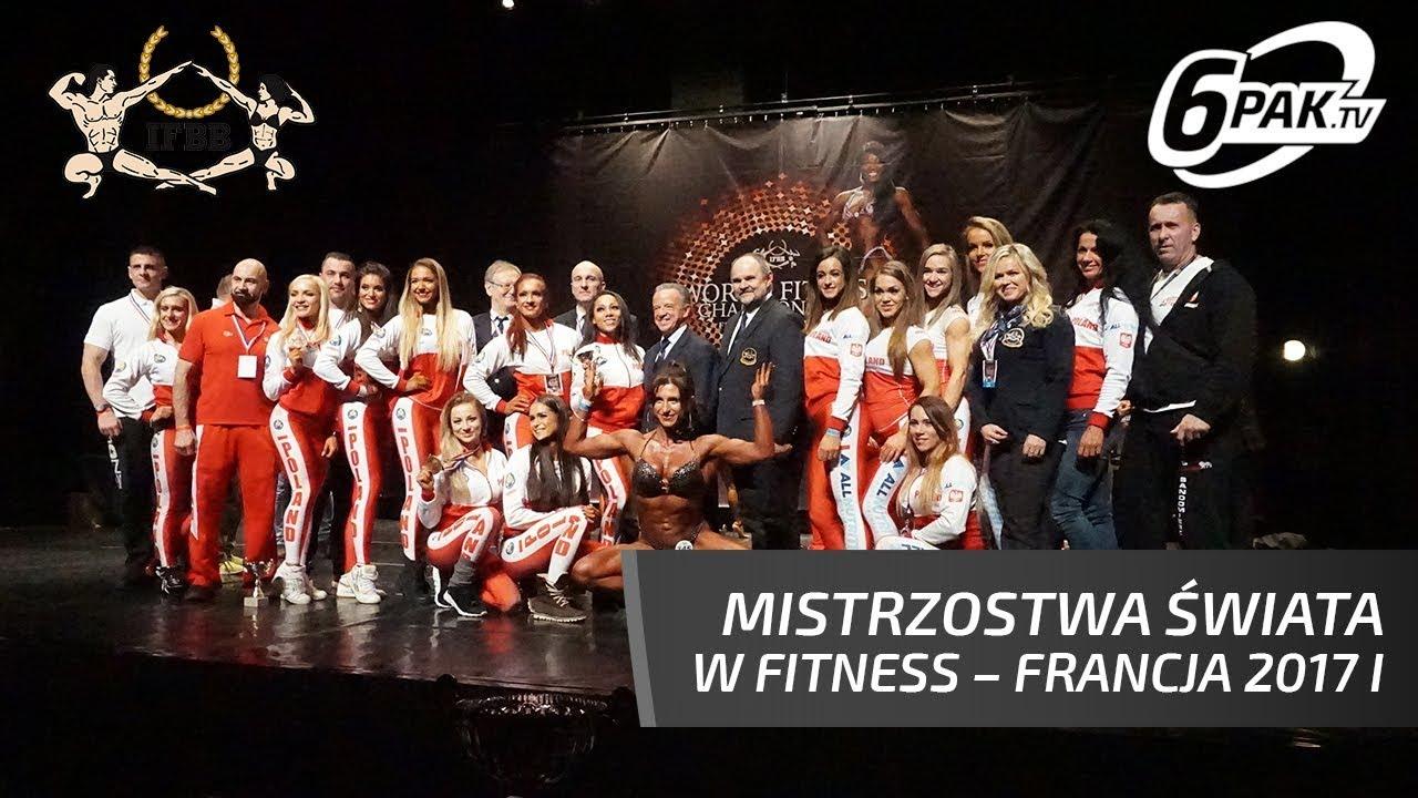 Borecki & Mocior VLOG – Mistrzostwa Świata Fitness 2017 FRANCJA – RELACJA cz 1