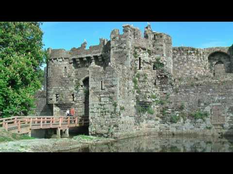 Castles of King Edward I - Northwest Wales