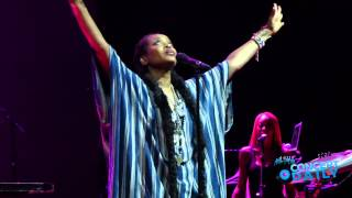 "Erykah Badu performs ""Love Of My Life"" Live at Summer Spirit Festival 2015"