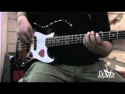 Fender American Special Jazz Bass Demo