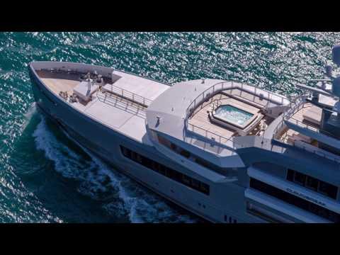 Cloudbreak Explorer Yacht with €750,000 a Week Charter Fee