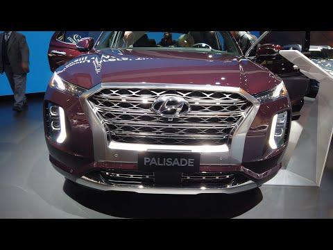 2020 Hyundai Palisade - 2019 Chicago Auto Show