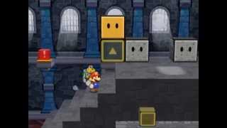 Chapter 1 Staircase Flip Skip (Paper Mario TTYD)