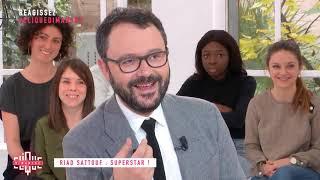 Riad Sattouf : Superstar ! - Clique Dimanche - CANAL+