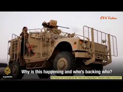 Examining the Yemen war coverage by Western media | June 2018