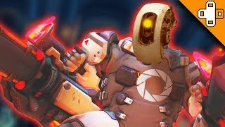 I sEe YoU - Overwatch Funny & Epic Moments 476