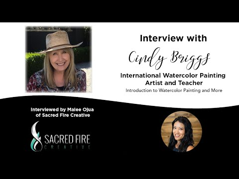 interview-with-cindy-briggs---international-watercolor-painting-artist-&-teacher-[introduction]