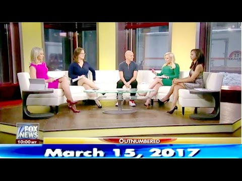 ++++ Outnumbered Hosted by Harris Faulkner, Sandra Smith+++ FOX NEWS +++ MARCH 15 ,2017+++++