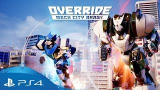 Override: Mech City Brawl | Accolades Trailer | PS4