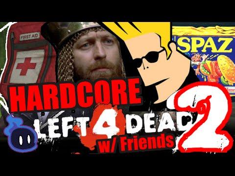 left for dead hardcore