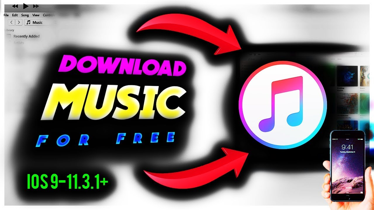 NEW How To Download MUSIC FOR FREE on iTunes iOS 11+ (Listen Offline)  [WORKING 2018 iPhone & iPad]