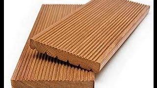 Террасная доска из древесины и термодревесины(, 2013-10-17T20:04:36.000Z)