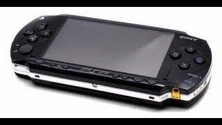 Как прошить PSP и установить на неё бесплатные игры.