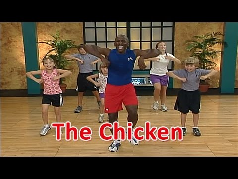 Ridiculously Fun Dance Exercise For Kids