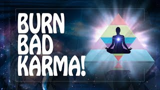 Burn Bad Karma mantra Sins Purifying Mantra Krishna mantra ॐ Powerful Krishna Meditation PM 2019