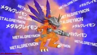 Repeat youtube video Digimon Adventure - Chou Shinka (EVO)