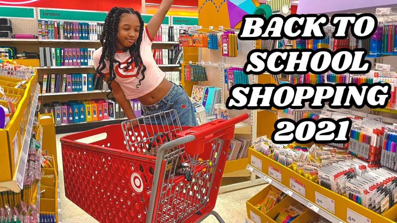 Download BACK TO SCHOOL SHOPPING 2021 |  back to school | just jordyn
