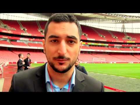 Part 4 Of London Trip, visiting Emirates Stadium