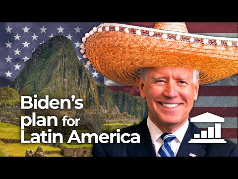 What does JOE BIDEN want from LATIN AMERICA? - VisualPolitik EN