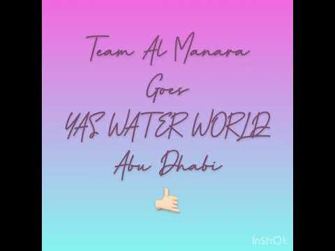 Yas Water World Abu Dhabi by team Almanara 😍