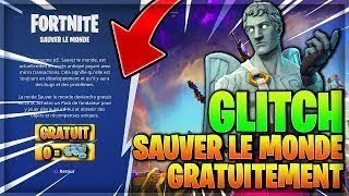 "(Methode)""EXCLU"" SAUVER THE FREE WORLD on Fortnite Battle Royale!! (no fake)"