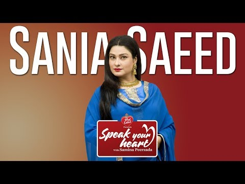 This Interview Will Change The Way You Think | Sania Saeed | From Manto To Sammi | Pakistani Dramas