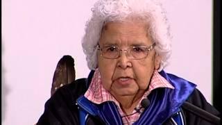 Part 1 of 2 Personal stories by Elder Hazel Squakin.