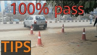 RTO driving test video cars and bike | tips and infrormation