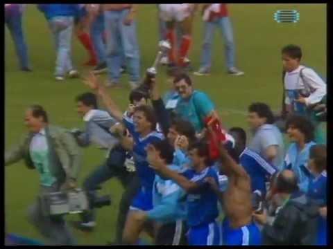 Faz hoje 25 anos que o Belenenses ganhou a Taça de Portugal frente ao Benfica