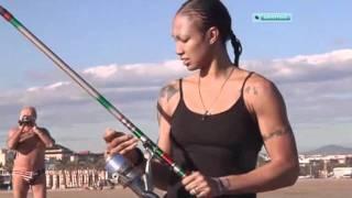 Рыбалка с Дианой Нолан