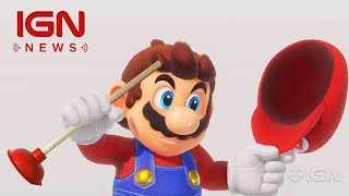 Mario is No Longer a Plumber - IGN News