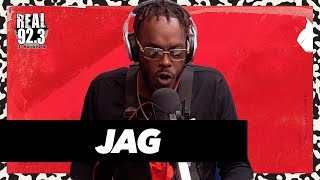 "JAG Freestyles with A Puppy Over Drake's ""Duppy Freestyle"""