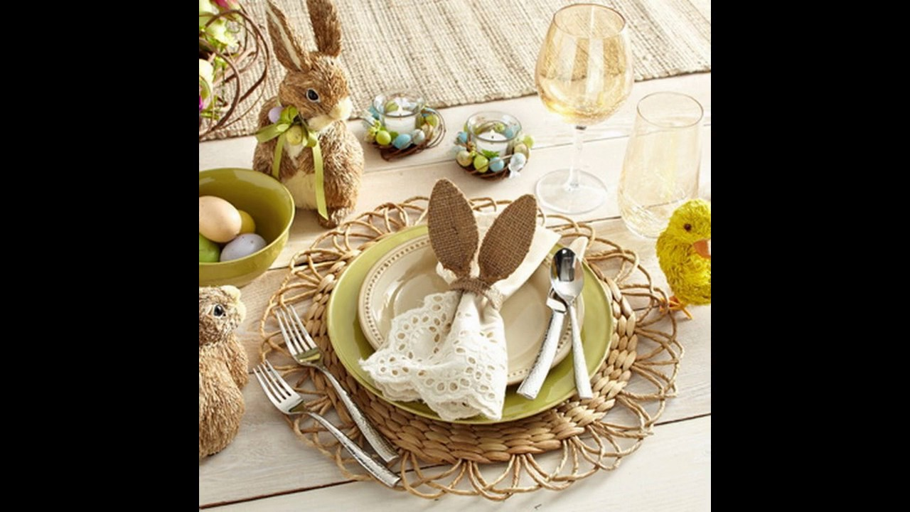 Decoraciones de primavera para el hogar youtube for Decoraciones economicas para el hogar