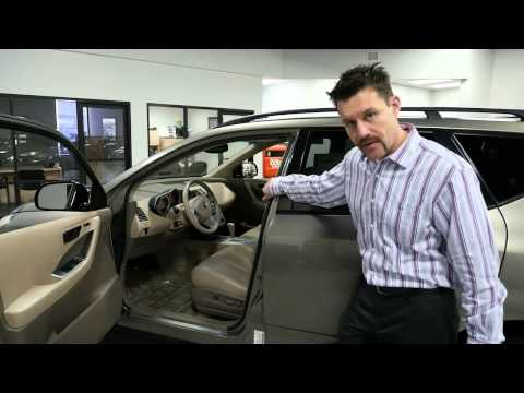 USED 2003 Nissan Murano SL AWD For Sale in Rogers, Blaine, Minneapolis, St Paul, MN