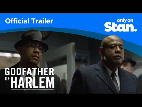 Godfather of Harlem Season 2 | OFFICIAL TRAILER | Only on Stan.
