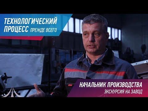 ФАБРИКА ШАТРОВ. Интервью с начальником производства и экскурсия на завод