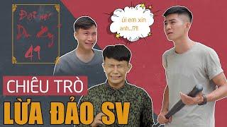 NHỮNG CHIÊU LỪA ĐẢO SINH VIÊN | Đại Học Du Ký - Phần 41 | Phim Hài Sinh Viên Hay Nhất Gãy TV