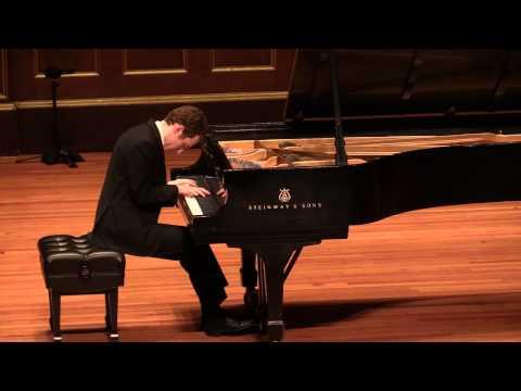 Tsotne Tsotskhalashvili plays Scriabin Sonata No.1 in F minor Op. 6